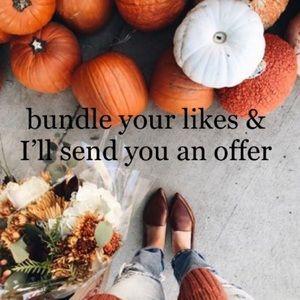 Tops - Bundle & Save!